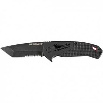 "Serrated Blade Pocket Knife 3"" HARDLINE™"