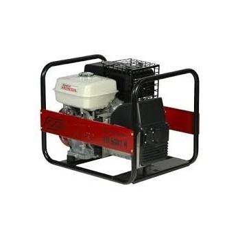 Vienfazis benzininis generatorius 4,3 kW