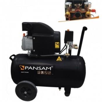 Tepalinis oro kompresorius PANSAM 1500W