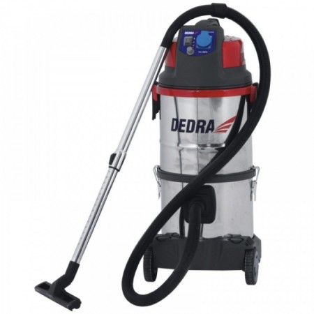 Dulkių siurblys su vandens filtru DEDRA 1400W DED6602