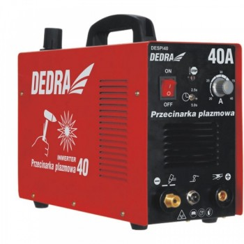 Inverterinis plazminis pjovimo aparatas DEDRA 40A