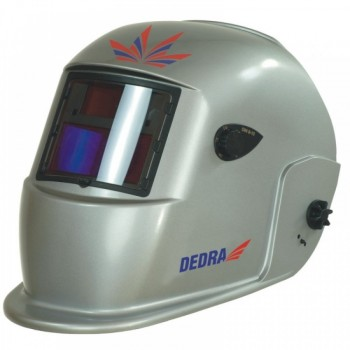 Automatiškai užtamsėjantis suvirinimo šalmas/Greita apsauga DEDRA DES003