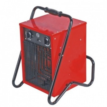 Elektrinis šildytuvas 5000 W trifazis DEDRA