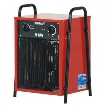 Elektrinis šildytuvas 9000 W trifazis DEDRA