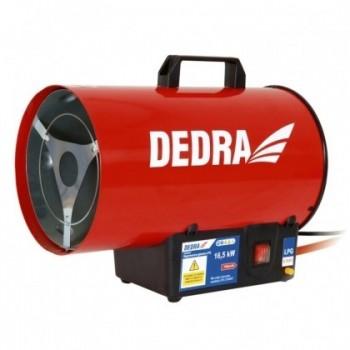 Cilindrinis dujinis šildytuvas 16,5 kW DEDRA