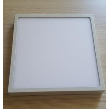 18W LED paviršinė panelė V-TAC, PREMIUM, kvadratinė - 110773