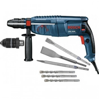 Elektrinis perforatorius BOSCH GBH 2600