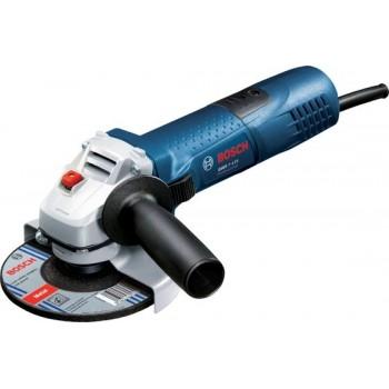 Pjovimo ir šlifavimo įrankis BOSCH GWS 7-125