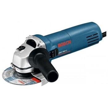 Pjovimo ir šlifavimo įrankis BOSCH GWS 780 C