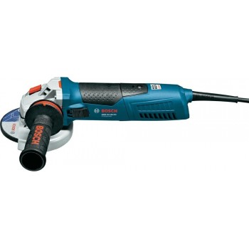 Pjovimo ir šlifavimo įrankis  BOSCH GWS 15-125 CIE