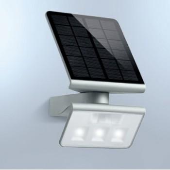 Ssteinel sensorinis LED prožektorius su saulės baterija XSolar L-S