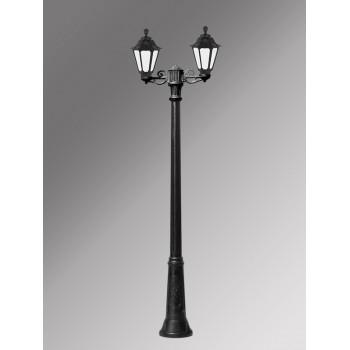 Fumagalli didelis lauko šviestuvas su 2 žibintais RUT 2 L E26.157.S20