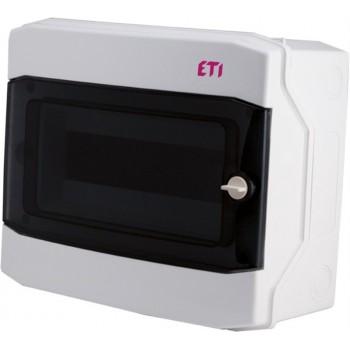 Skydas ETI 12 moduliai