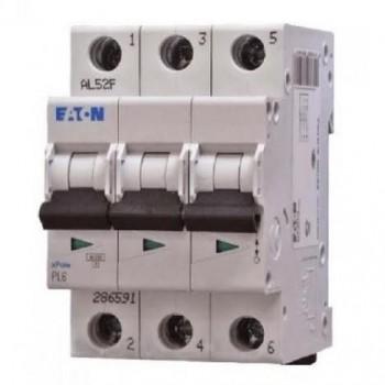 Automatinis jungiklis PL6  3F-C63 EATON