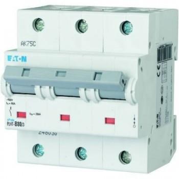 Automatinis jungiklis PL6  3F-C80 EATON