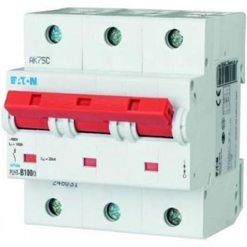 Automatinis jungiklis PL6 3F-C100 EATON