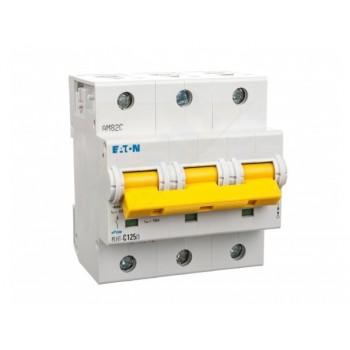 Automatinis jungiklis PL6 3F-C125 EATON