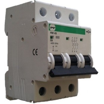 Automatinis jungiklis 3F-C16 PF ECO