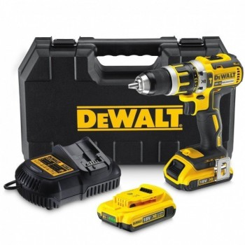 Combi Drill DeWalt DCD795D2 18V XR Brushless Compact Lithium-Ion