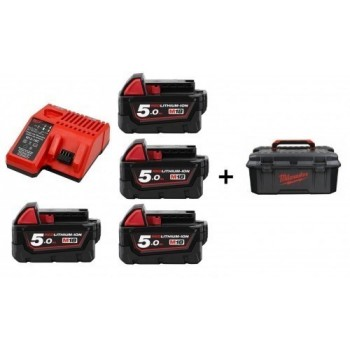 Batteries Set  M18 3B5