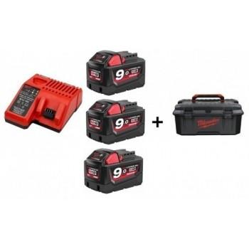 Batteries Set M18 2B9