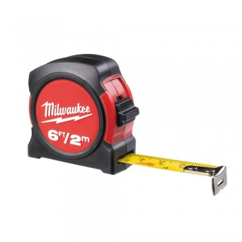 Matavimo ruletė Milwaukee 2m