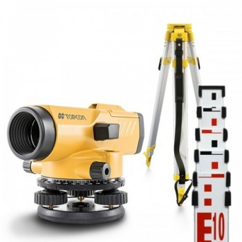 Topcon AT-B2 Set with stand or measurer