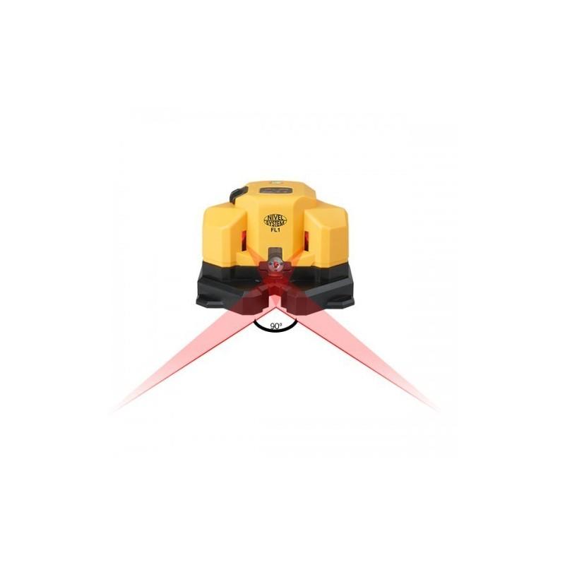 Grindų lazeris Nivel System FL1