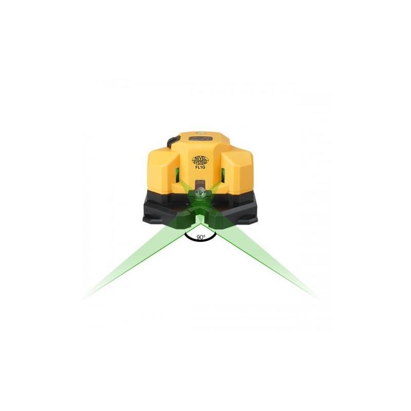 Grindų lazeris Nivel System FL1G