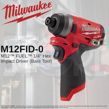 Milwaukee M12FID