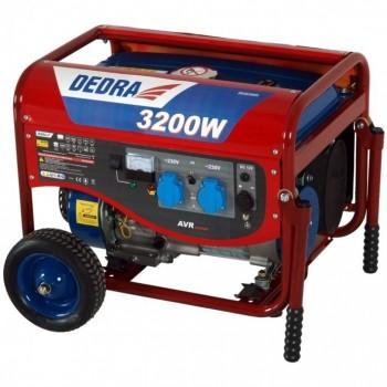 DEDRA Generatorius 3,2 kW, max. 2,8 DEGB3600K
