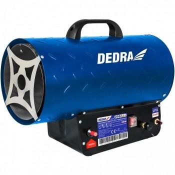 Cilindrinis dujinis šildytuvas 18-30kW DEDRA DED9944