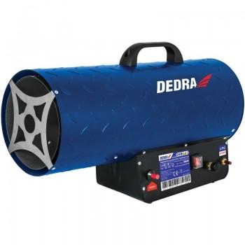 Cilindrinis dujinis šildytuvas 30-50kW DEDRA DED9945