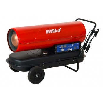 Cilindrinis dujinis šildytuvas 50kW DEDRA DED9964T