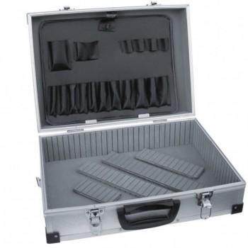 Aliuminė dėžė įrankiams DEDRA N0001