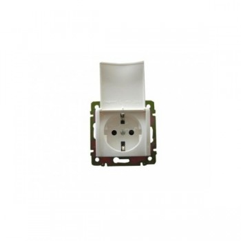 Electricity Plug Legrand Valena