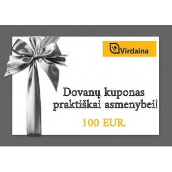 Dovanų kuponas - 50 EUR