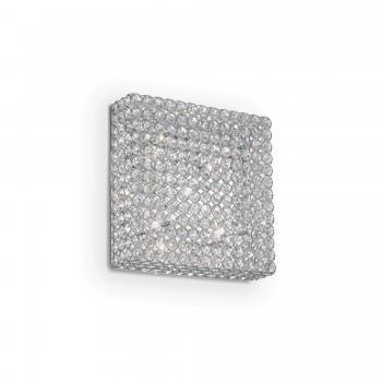 Sieninis šviestuvas ADMIRAL PL10 Ideal Lux
