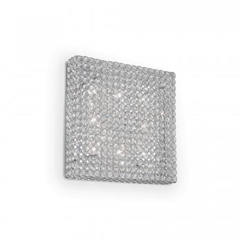 Sieninis šviestuvas ADMIRAL PL8 Ideal Lux