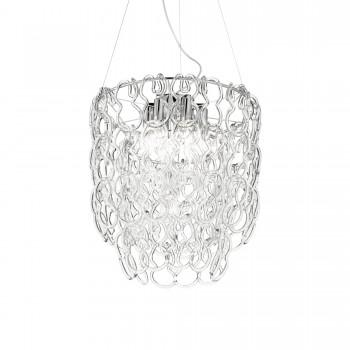 Pakabinamas šviestuvas ALBA SP7 ROUND Ideal Lux