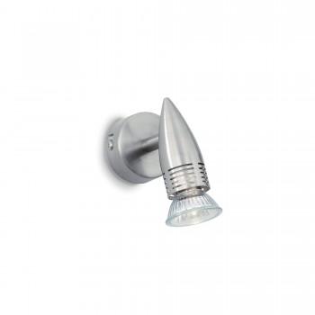 Sieninis šviestuvas ALFA AP1 Ideal Lux
