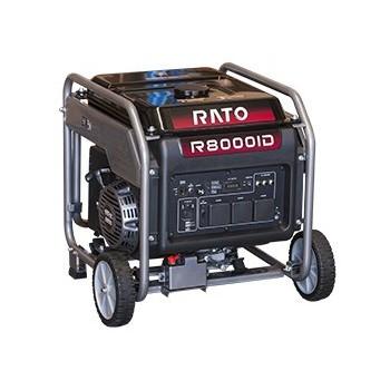Generatorius 7,8 kW RATO R8000ID