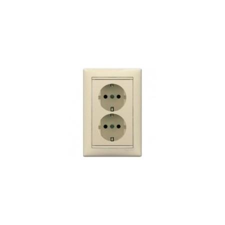 Electricity plug (2-in) Legrand valena
