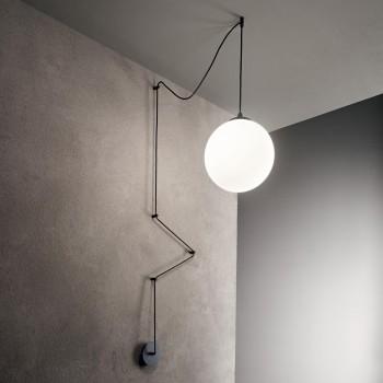 Pakabinamas šviestuvas BOA SP1 Ideal Lux