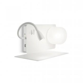 Sieninis šviestuvas BOOK-1 AP2 Ideal Lux