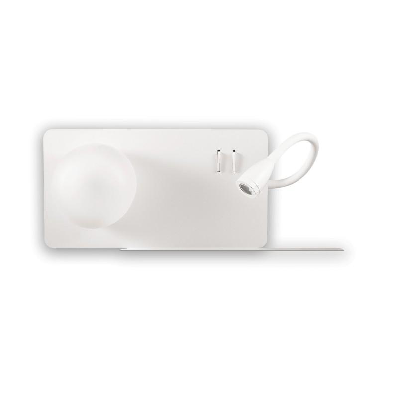 Sieninis šviestuvas BOOK-2 AP2 Ideal Lux