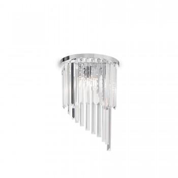 Sieninis šviestuvas CARLTON AP3 Ideal Lux
