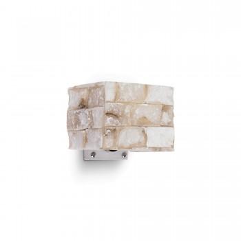 Sieninis šviestuvas CARRARA AP1 Ideal Lux