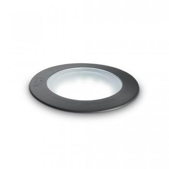 Įmontuojamas lauko šviestuvas CECI PT1 ROUND SMALL Ideal Lux