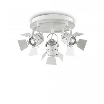 Sieninis šviestuvas CIAK AP3 Ideal Lux